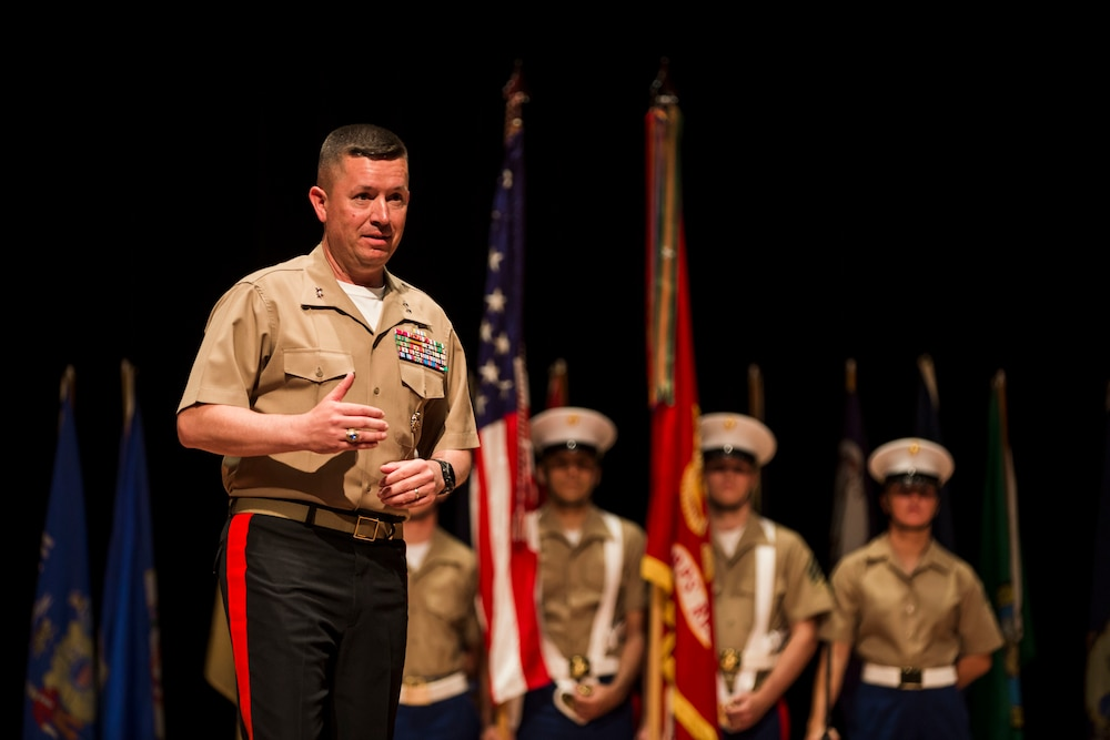 Bierman assumes command of MCRC