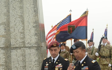 D-Day Commemoration brings reflection, appreciation for 'Big Red One' Soldiers