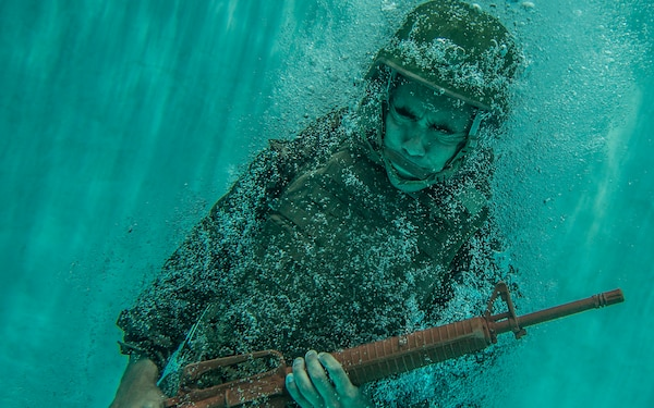 MARINE CORPS WATER SURVIVAL TRAINING PROGRAM
