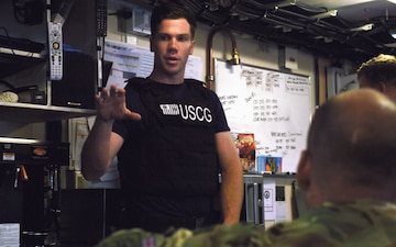 Mahopac Native Participates in US, Caribbean Military Exercise