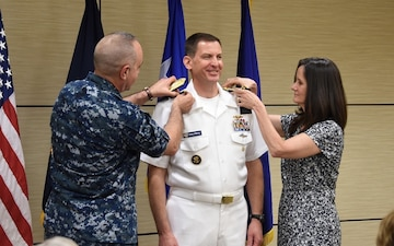 New York native receives third star, named USSTRATCOM deputy commander