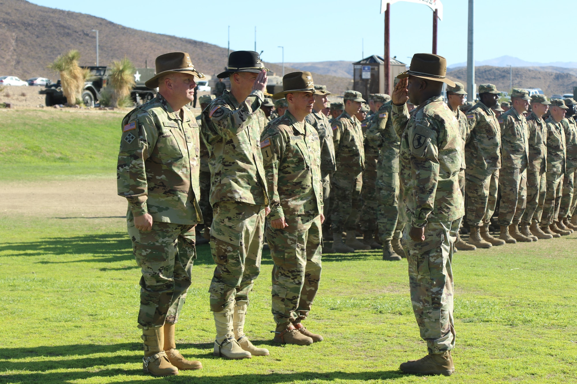 Dvids Images 11th Armored Cavalry Regiment Change Of Command Image 12 Of 17