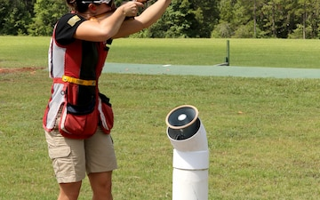Shotgun athlete joins the Army, wins Bronze & Silver at World Cups