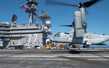 The Future of U.S. Navy Onboard Delivery Missions