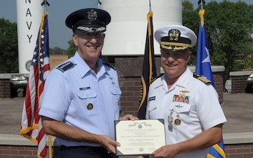 Ohio-native celebrates family, friends, and service during promotion ceremony