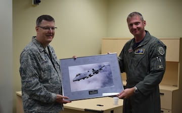 Alpena CRTC commander recognizes Northern Strike 18 exercise participants