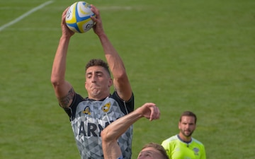 Army wins sixth-straight Armed Forces Rugby Sevens title