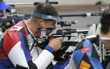 USAMU Soldiers' help secure Olympic spots for USA