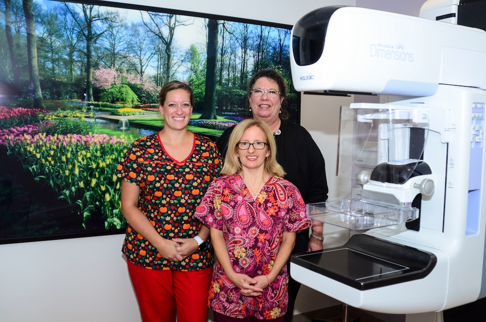 Navy Medicine Leads the Way in 3D Breast Imaging