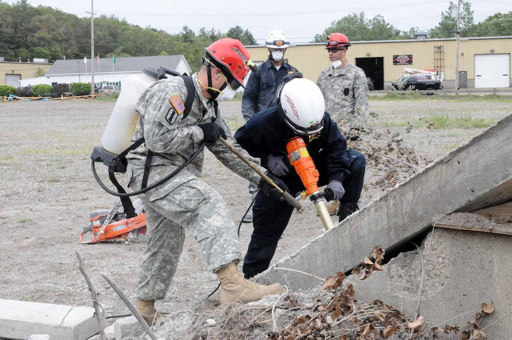 Largest Statewide Homeland Security Exercise Kicks Off Tomorrow Tests Military and Civilian First Responders