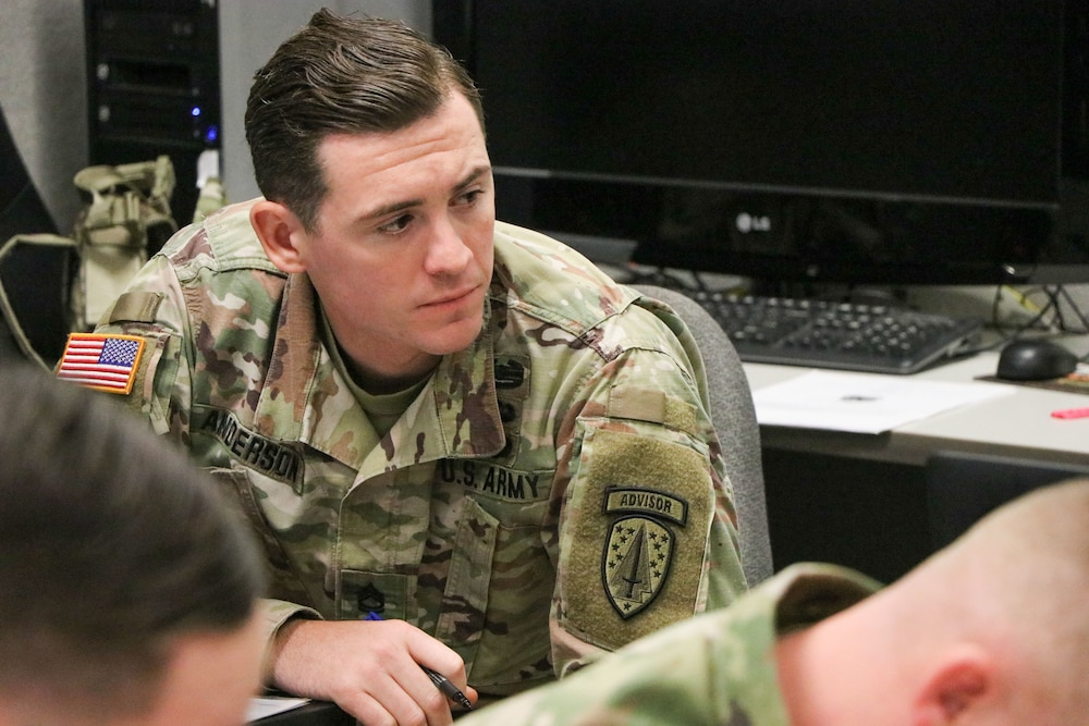 3rd SFAB instructs JFOs at Fort Hood