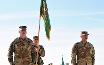 143rd MPs activate historic unit