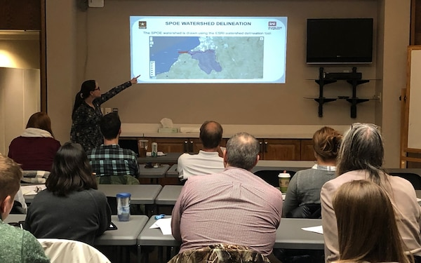 Buffalo District Regulatory performs outreach effort regarding the Clean Water Rule