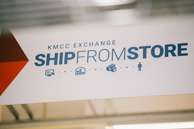Ship-from-Store at the KMCC Exchange
