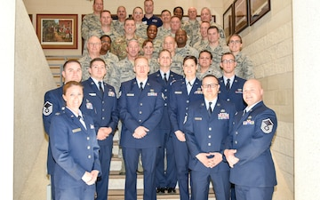 136 AW members recognized as Outstanding Airmen of the Year