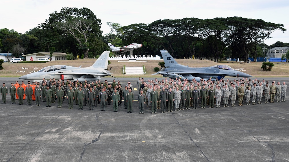US, Philippine AF concludes bilateral air contingency exchange