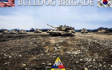 Bulldog Brigade continues to build legacy on the ROK