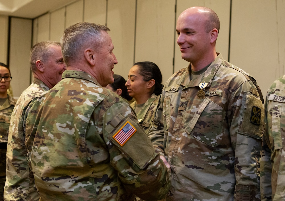 California Army National Guard lauds Best Warriors