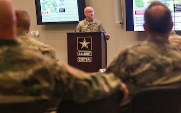 USARCENT Hosts Operation Spartan Shield Community of Excellence Forum