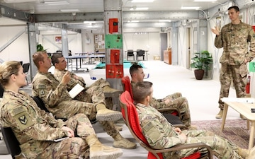 National Guard commanders receive Military Justice Act training