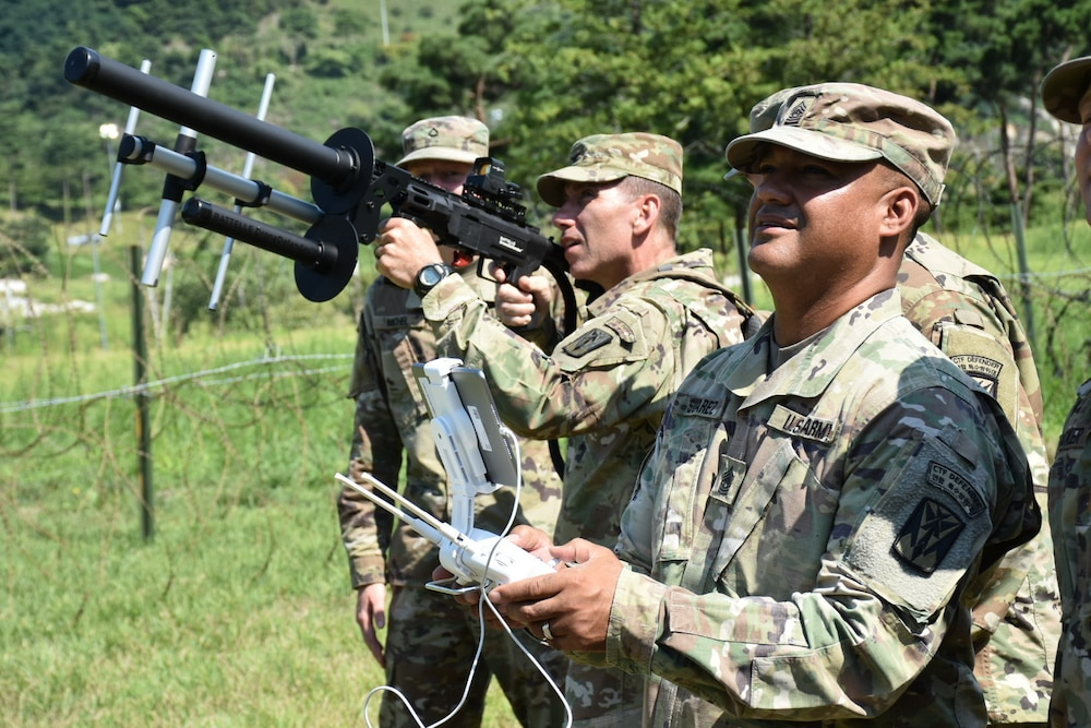 South Korea-based Short Range Air Defense Battery Integrates Counter-UAS into Core Competencies