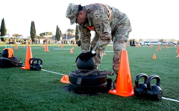223rd leads the way with new combat fitness testing