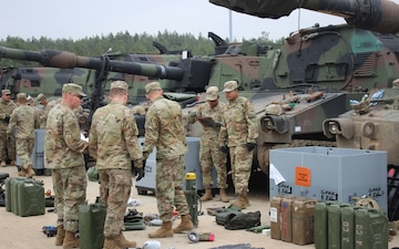 405th AFSB issues APS-2 equipment to support Emergency Deployment Readiness Exercise