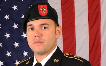 Media Advisory: Sgt. 1st Class Angel Alverio