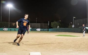 Minnesota Red Bulls Share in Social Softball Games with Kuwaiti Community