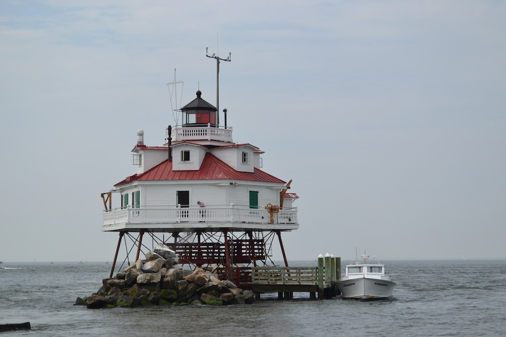 Legacy of Light: Last-of-a-kind lighthouse shines over Chesapeake Bay