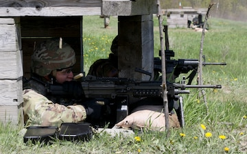 33rd FMSU and 510th HR combine forces for Defense Live Fire Exercise
