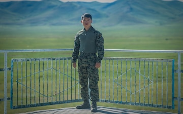 Republic of Korea Armed Forces service member participates in international exercise
