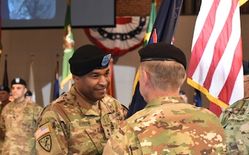 MG Kevin Vereen assumes responsibility as Provost Marshal General of the Army, Commanding General of Army CID