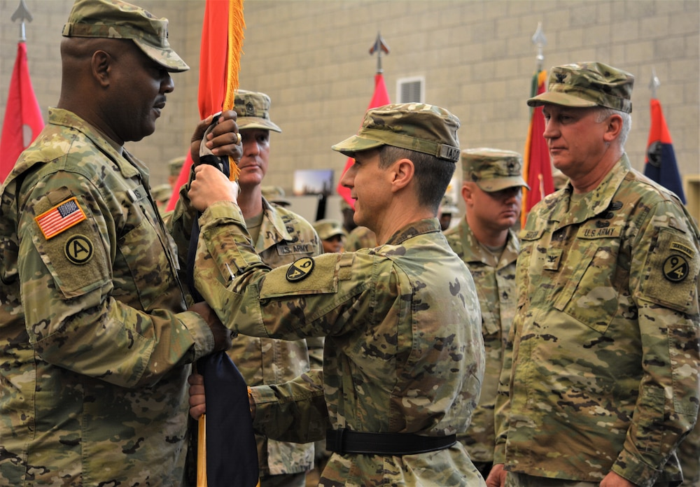 Ordnance Brigade in Indiana Welcomes New Commander