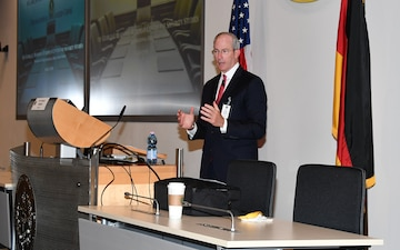 Treasury Official Discusses U.S. Strategy to Fight Criminal Threats to Global Financial System