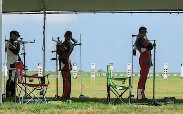 USAMU Soldiers win Team Prone and Three-Position Rifle Championships at Smallbore Nationals