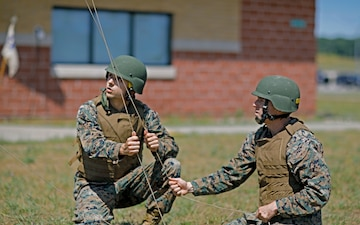 Marine Corps Communications at Exercise Northern Strike 19