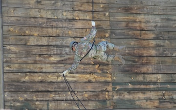 Collaborative Rappelling Operations