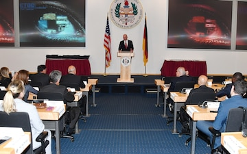 DOD Official Advises Security Professionals on CTOC Strategy