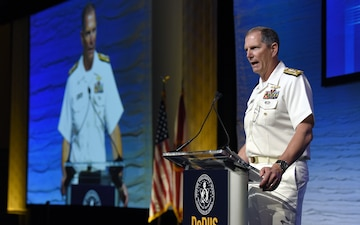 Director of Naval Intelligence talks dynamic maritime operations at DoDIIS Worldwide Conference