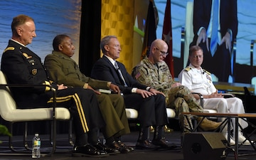 Directors of intelligence discuss modernization, information sharing at DoDIIS Worldwide Conference