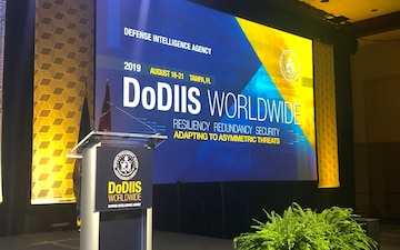 Largest DoDIIS Worldwide Conference comes to a close