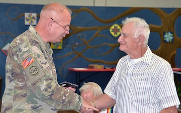 NY National Guard Leader recognizes small town New York veterans