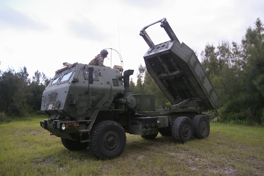 3/12 participates in CTA HIMARS field training exercise