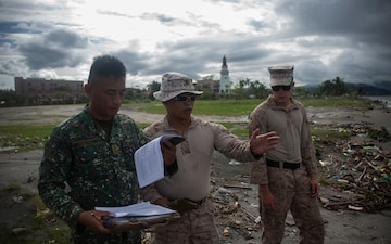 Philippine-U.S. Assault Amphibious Vehicle Subject Matter Expert Exchange