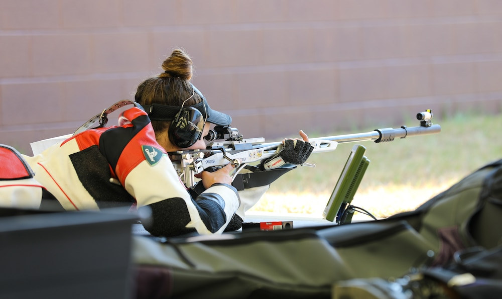 Fort Benning Soldier setting her sights on making the 2020 Olympics