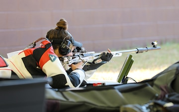 U.S. Army Soldiers show strength in Smallbore Olympic Trials - Part 1