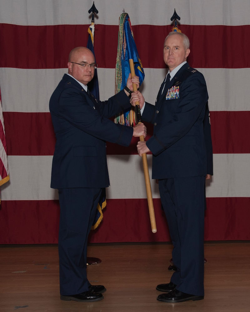 Guardians of the Last Frontier welcome new 168th Wing commander