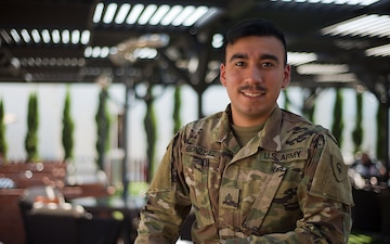 Fort Wayne Guardsman serves in the Middle East