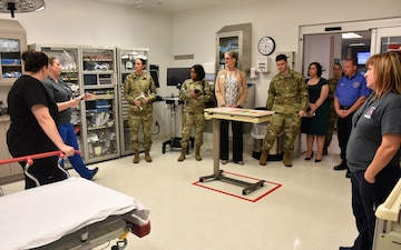 Womack Army Medical Center embarks on Level III trauma designation